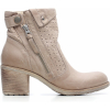 wholesale big quantity acceptable flat women boots with zipper