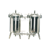 Double tank filter assembly