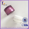 round colored acrylic cosmetic jar high quality cosmetic 50g 50ml acrylic jar
