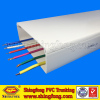 Factory supply Economic solid trunking protect wire cable PVC electrical casing