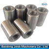 hot sale mental construction material parallel thread rebar coupler price