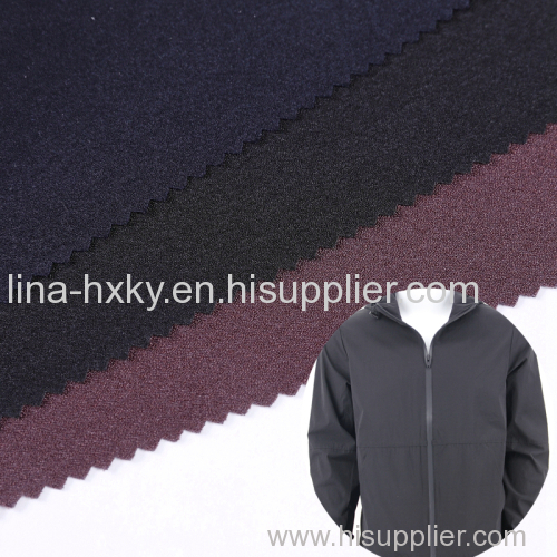 4-Way Stretch with T400 Fiber Polyester Fabric for Outdoor Jacket