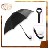 Coffee cup holder umbrella