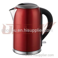 Cordless Stainless Steel Electric Kettle 1.7L Water Boiler