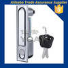 Zinc alloy plane lock for security door cabinet lock