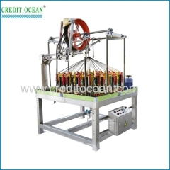 48 spindles high speed braided rope making machine