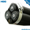 12kv 24kv NFC standard aluminum overhead cable ABC cable Aerial bouched cable