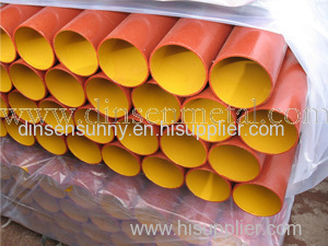 en877 SML KML TML BML epoxy coated cast iron drainage pipe