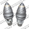 Conical Bits and Bullet Teeth for Foundation Drilling and Construction Tools