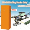 6M Heavy Duty Remote Control Vehicle Barrier Gate RFID Access Control For Smart Parking System