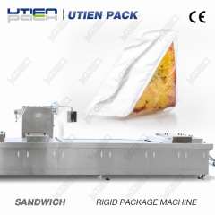 automatic thermoforming packing machine