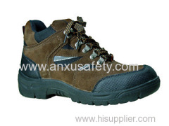 AX03016 suede leather hiking shoes