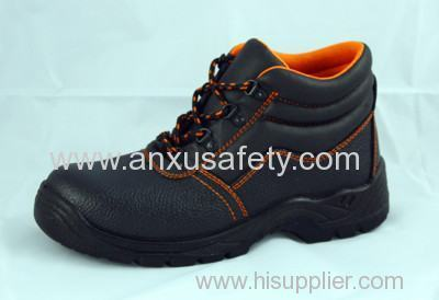AX05022B CE leater steel safety boots