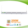 200W 120lm/w 5 years warranty high brightness factory price LED linear high bay lights