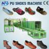 PU Shoe making machine for safety shoes