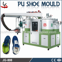 injection machine for pu shoe