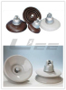 porcelain insulator disc suspension insulator