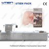 Automatic chicken vacuum packing machine