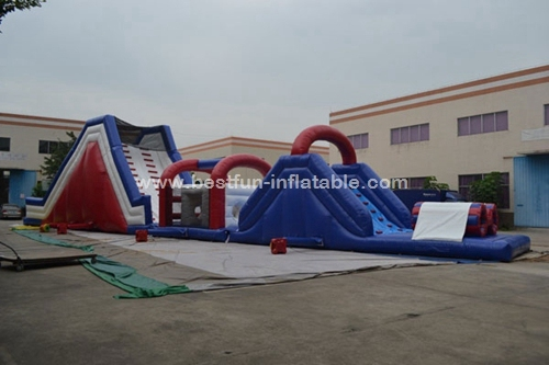Inflatable Blow Up Obstacle Courses