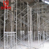 Construction durable galvanized factory price High Quality Ladder New Or Used Frame Scaffolding For Sale