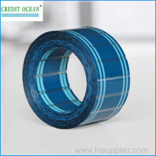 CREDIT OCEAN customized log acetate film for shoelace
