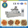 Twin screw dog food machine