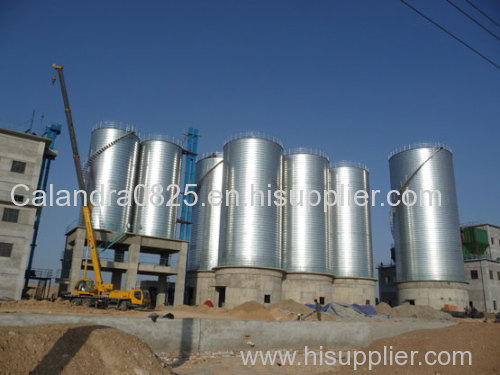 Chemicals SiloChemicals Silo For Storage Chemicals