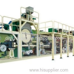 High Speed Used Adult Diaper Machine With CE Certification