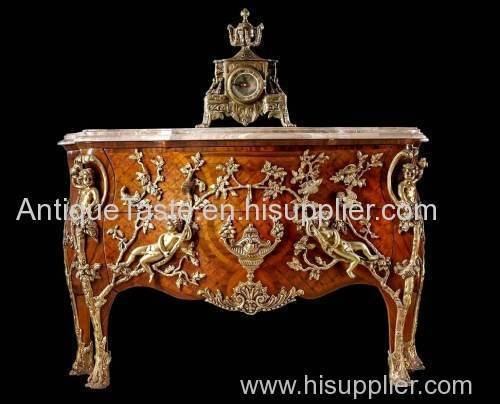 Charles Cressent Commode by Maison Millet