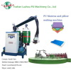 memory pillow foam making machine injection pu foam production machine