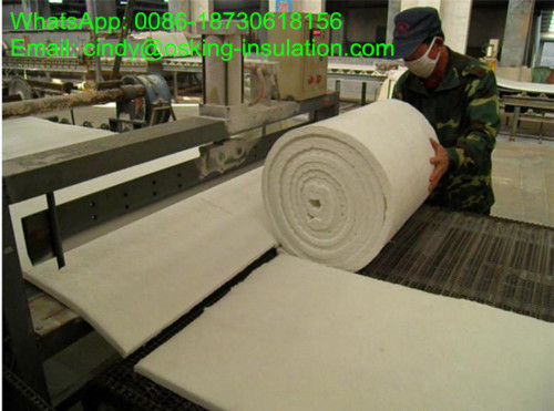 China good quality ceramic fiber blanket insulation factory price