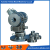 fixed center double layers extrusion crosshead for PVC extruder