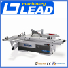 Precision sliding table panel saw woodworking saw