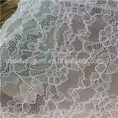 Jacquard 22 Cm White Lace Trim For Garment Accessories (J1021)