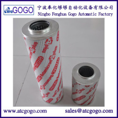 The replacement for HYDAC return oil filter element Gas turbine filter cartridge
