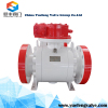 Big Size Trunnion Flanged Forged Ball Valve