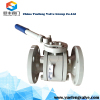 Forged Floating Ball Valve with spring handle