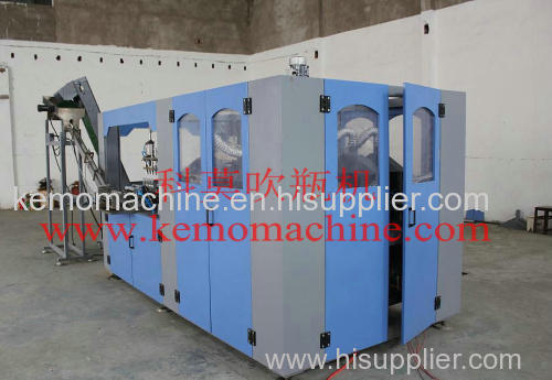 4 cavity full automatic stretch blow moulding machine
