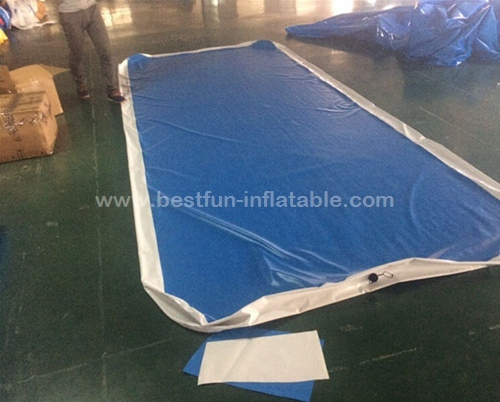 Gym Club Euipment Inflatable Air Tumble Track Floor