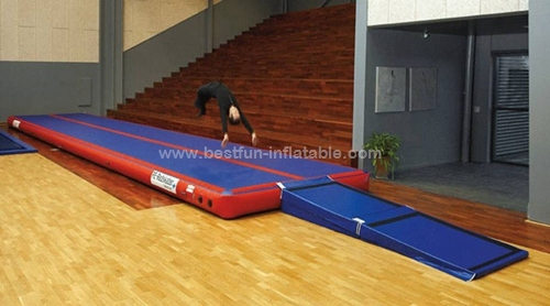 Inflatable sport mat Safety Gymnastics Gym Taekwondo Floor Mats