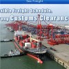 Reliable Sea Freight China To Philippines