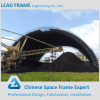 Fast and Clean Installation Prefab Engineering Space Frame Roofing