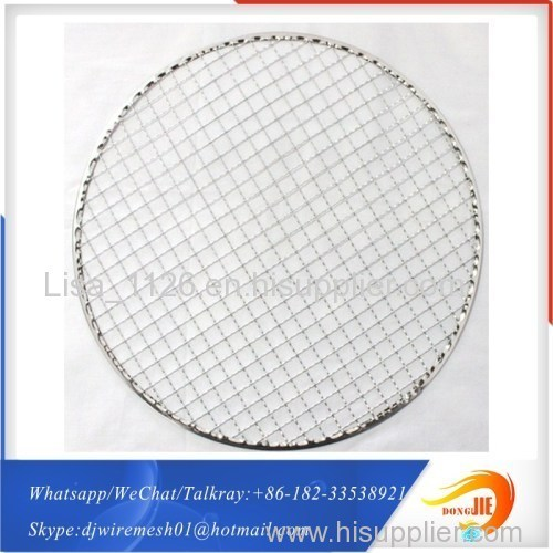 Various sizes best safety disposable barbecue grill bbq wire mesh