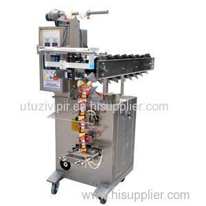 Hardware Bolt Nut Dried Fruits Packaging Machine