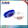 13.56MHz LED Custom RFID Silicone Wristband For Water parks