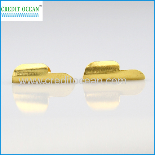 CREDIT OCEAN metal tips draw cord for handbag lace