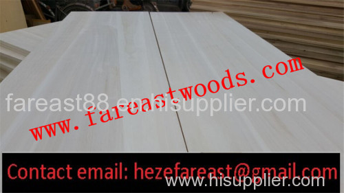 Paulownia Wood for furniture / paulownia futniture wood