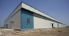 light prefabricated steel building workshop hanger