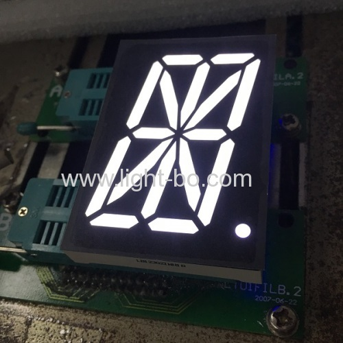 China 16 Segment Led Display Manufacturer 16 Segment Alphanumeric Led Display Supplier And Factory