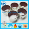 DU DX bushing DU Oilless Bushing DU DX teflon bronze harden steel bushing Sleve Du Bushing For Auto Parts PTFEsleevebush